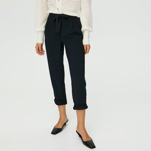 Wilfred Allant Cropped Trouser - size 4